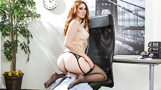 Rose Red in FemDom Ass Worship #23, Scene #03