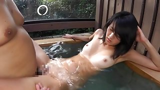 Fabulous Japanese model in Hottest JAV censored Small Tits, Public video