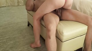 VERY HORNY ASIAN MATURE RIDER