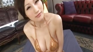 Fabulous POV clip with Big Natural Tits,Japanese scenes