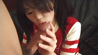 Exotic Japanese whore in Horny JAV uncensored College Girl clip